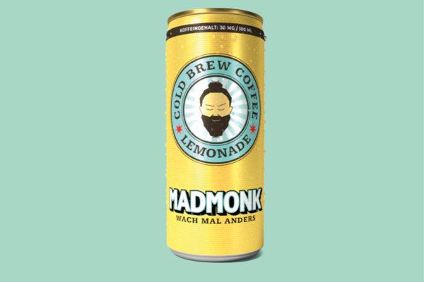Madmonk Cold Brew Lemonade …..