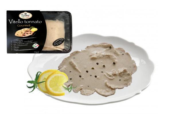Vitello tonnato in Gourmetqualität …..