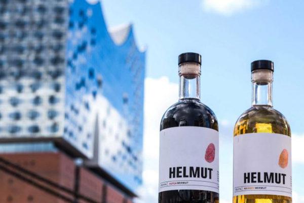 HELMUT , der Premium Wermut aus Hamburg – Altona …