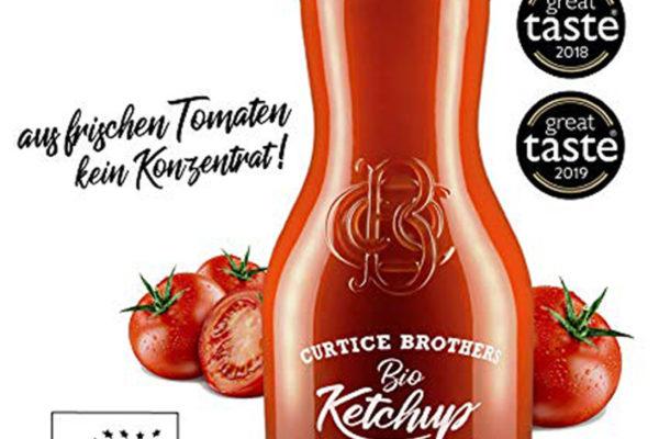 CURTICE BROTHERS , eine der ältesten Ketchup – Marken der Welt …..