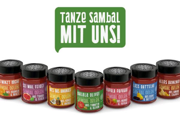 Natu – Rasia , Premium SAMBAL OELEK aus Hamburger Manufaktur …..