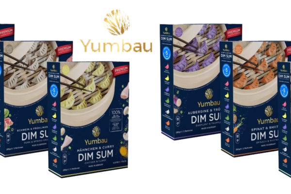 YUMBAU , Premium DIM SUM aus deutscher Manufaktur …..