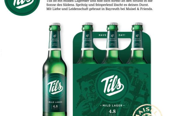 Tils Bier …. , ab Lager lieferbar