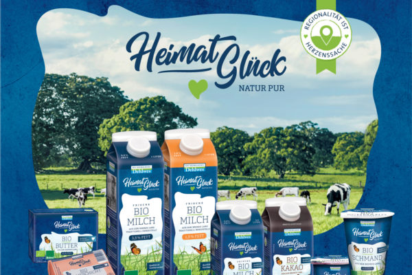 Neu : BIO Milchprodukte aus der Hofmolkerei DEHLWES…