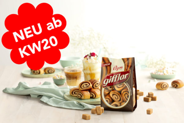 Neu von Pagen : Gifflar Choco – Caramel ….