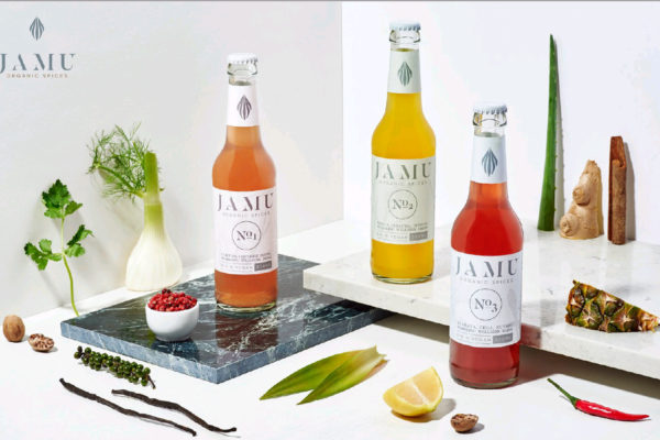 JAMU , Organic Spices….