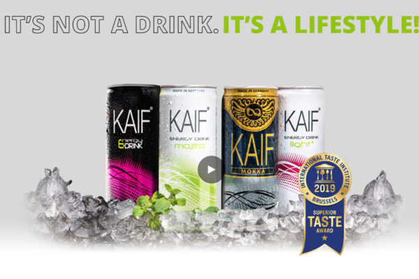KAIF , it`s not a Drink , it`s a Lifestyle ….
