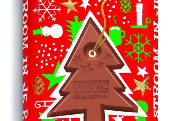 Tony`s Chocolonely , die Weihnachts-Schokolade ist wieder lieferbar