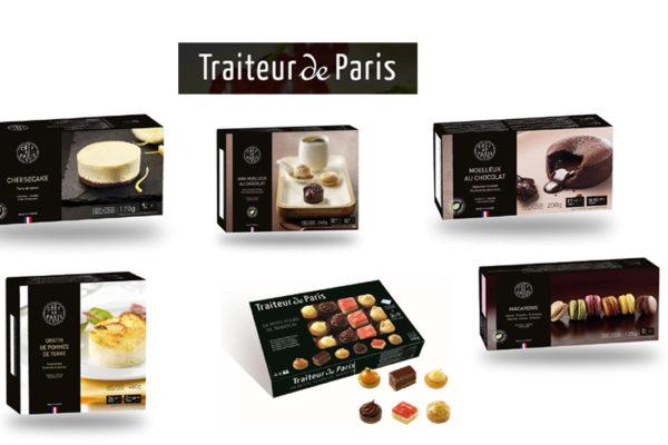 Traiteur de Paris , Premium TK Produkte aus Frankreich …